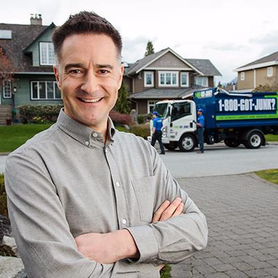 Picture of Brian Scudamore, CEO of 1-800-GOT-JUNK?