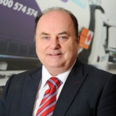 Picture of Lee Gannon, CEO of Flogas Britain Ltd