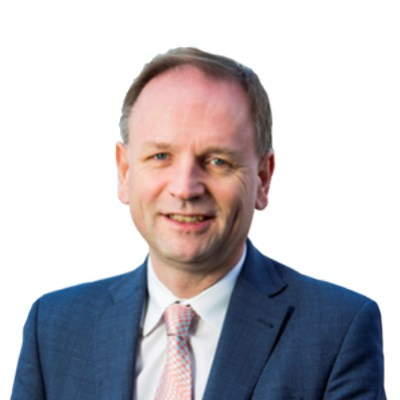 Picture of Simon Stevens, CEO of NHS