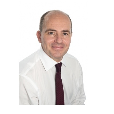 Picture of Roland Sinker, CEO of Cambridge University Hospitals NHS Foundation Trust