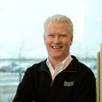 Picture of Paul Delahunt, CEO of Renewal by Andersen