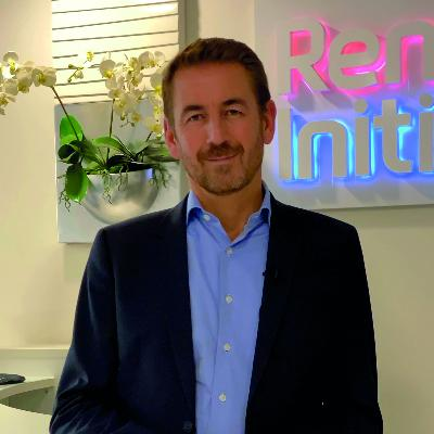 Picture of Fabrice Quinquenel, CEO of Rentokil Initial