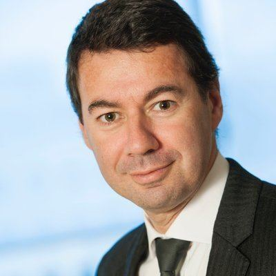 Picture of Laurent Germain, CEO of SEGULA Technologies