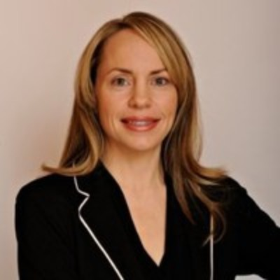 Headshot of Ellen Jensen, CEO of The Canadian Institute