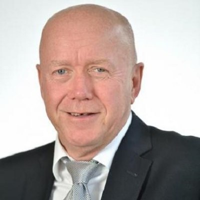 Picture of Mike Proctor, CEO of York Teaching Hospital NHS Foundation Trust