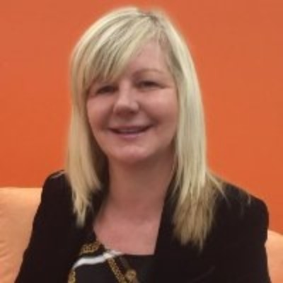 Picture of Wendy Cudney , CEO of Holman Exhibits