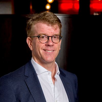 Picture of Paul Eagland, CEO of BDO