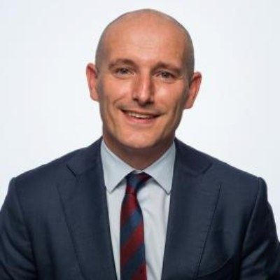 Picture of Dan Hayes, CEO of The Orders of St Johns Care Trust