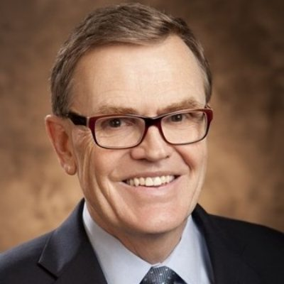 Picture of David Abney, CEO of UPS