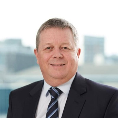 Picture of Andrew Tucker, CEO of Irwin Mitchell