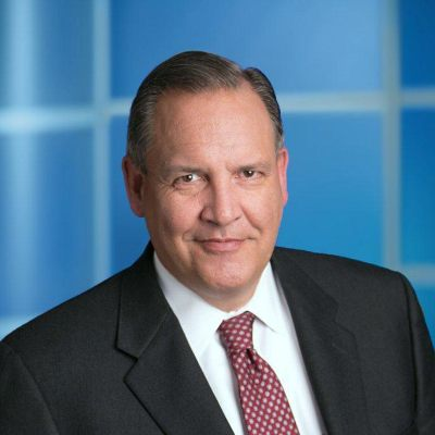 Headshot of Gregory J. Hayes, CEO of Raytheon