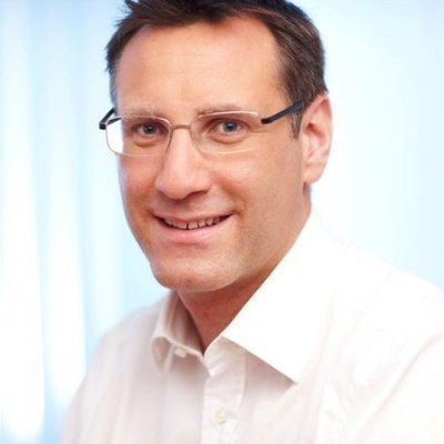 Picture of Oliver Dörschuck, CEO of SSP Deutschland GmbH