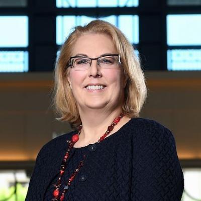 Picture of Lori J. Morgan, MD, MBA, CEO of Huntington Memorial Hospital
