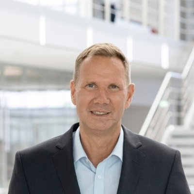 Picture of Ulrich Schrickel, CEO of Brose