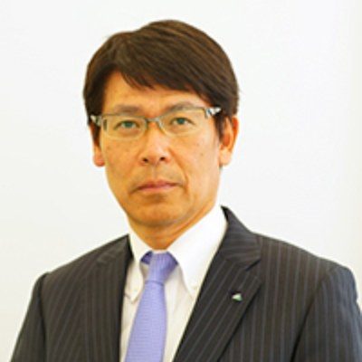 Picture of 馬田 明, CEO of 東邦薬品株式会社