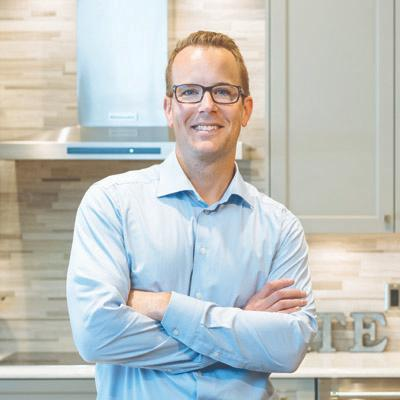 Picture of Jason Broderick, CEO of Trail Appliances