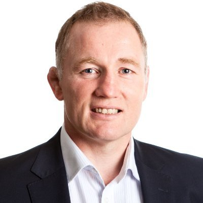 Picture of Jon Jenkins, CEO of Allied Bakeries