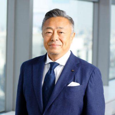 日本マニュファクチャリングサービス株式会社の経営者小野 文明氏の顔写真