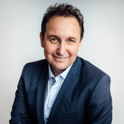 Picture of Michaël Tonnard , CEO of Audika