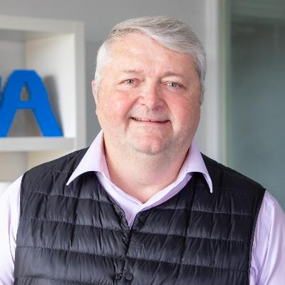 Portrait de Laurent Delaporte, PDG chez QAPA