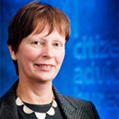 Picture of Gillian Guy, CEO of Citizens Advice