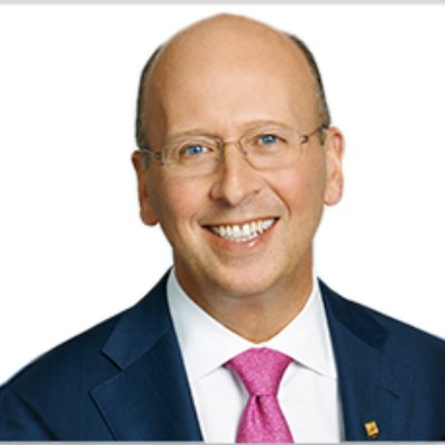 Picture of Victor G. Dodig, CEO of CIBC