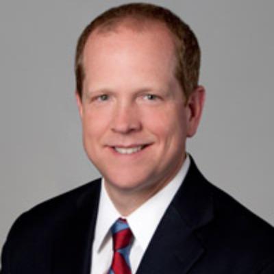 Picture of Michael Lauf, CEO of Cape Cod Healthcare