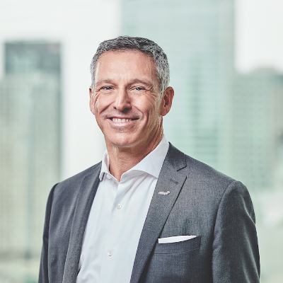 Picture of Paul Raymond, CEO of ALITHYA