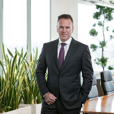Picture of Anthony Johnston - Managing Director, CEO of United Resource Management