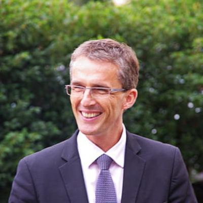 Picture of Emmanuel COSNET, CEO of GERESO
