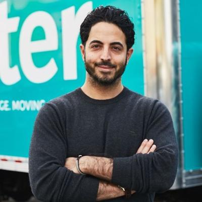 Picture of Air Mir, CEO of Clutter