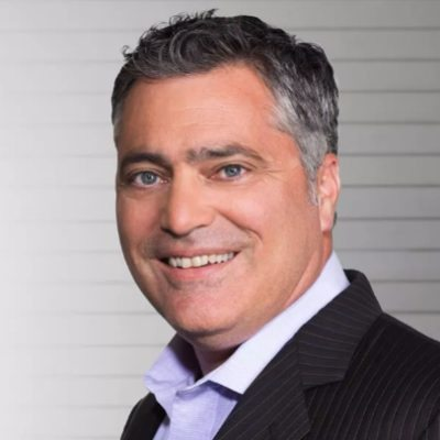 Picture of Thomas J. Reilly, CEO of Cloudera