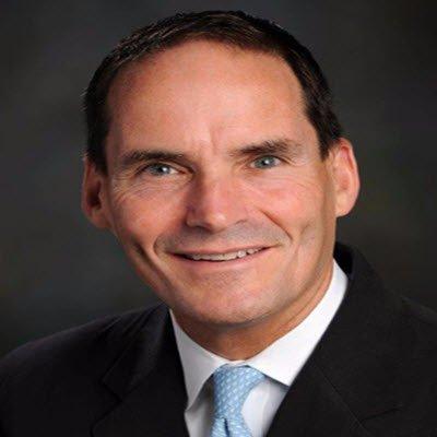 Picture of Richard J. Liekweg, BJC President & CEO, CEO of BJC HealthCare