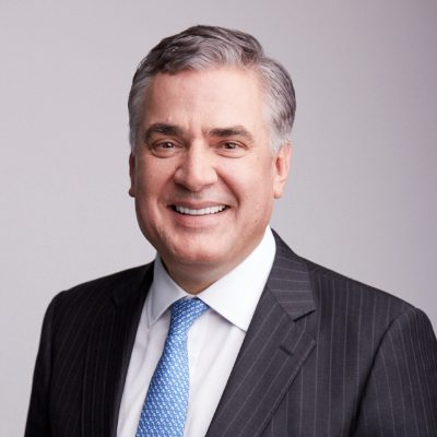 Picture of Joe Natale, CEO of Rogers Communications