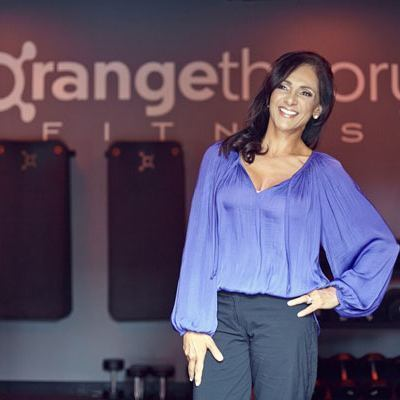 Picture of Ellen Latham, CEO of Orangetheory Fitness