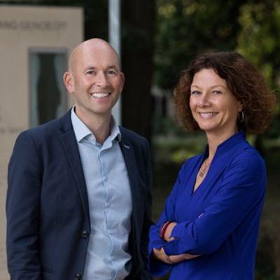 Picture of Alex de Ridder & Julliëtte van Eerd, CEO of GGz Breburg