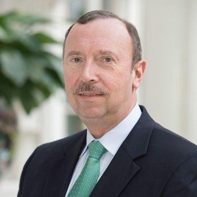 Picture of Pat Larmon, CEO of Bunzl