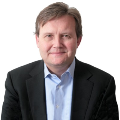 Picture of John Wasson, CEO of ICF