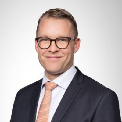 Picture of Jakob Riis, CEO of Falck