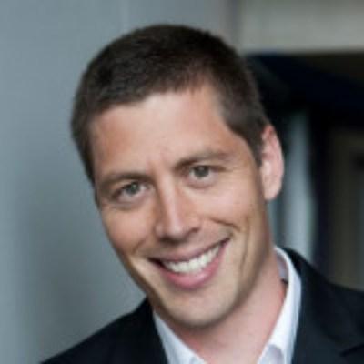 Picture of Benjamin Jost, CEO of TrustYou