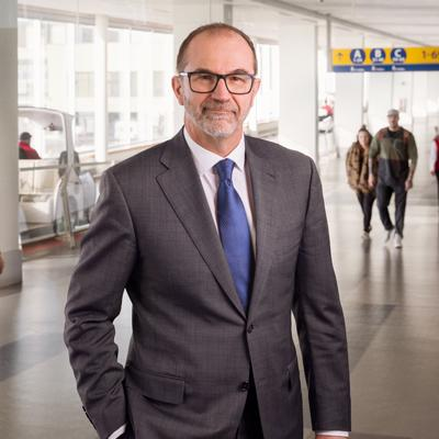 Picture of Bob Sartor, President & CEO, CEO of Calgary Airport Authority