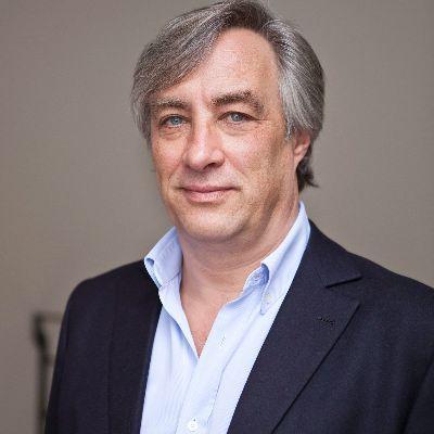 Picture of Claude Briqué, CEO of ADM VALUE