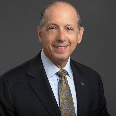 Picture of Larry J. Goodman, CEO of Rush University Medical Center