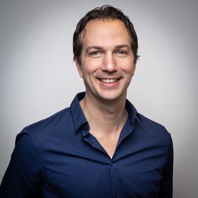 Picture of Freddy Verweij, CEO of Maandag