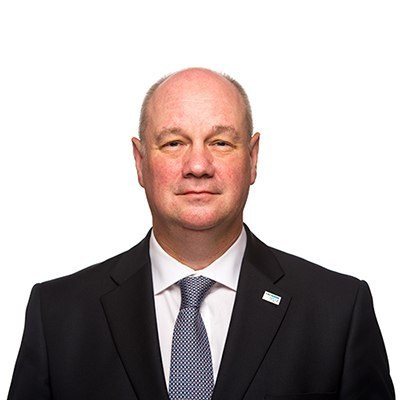 Picture of David Gwilliam, CEO of Rsm