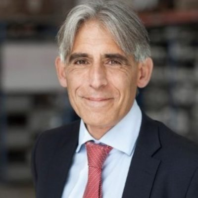 Picture of Juan Vargues, CEO of Dometic