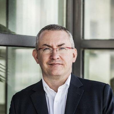 Portrait de Austin Lally, PDG chez Verisure