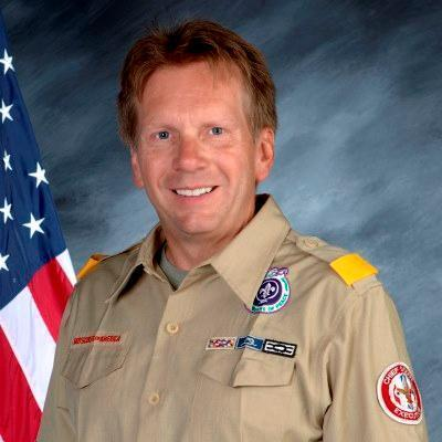 Picture of Michael B. Surbaugh, CEO of Boy Scouts of America