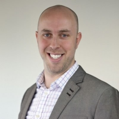 Picture of Calum McGuigan, CEO of Fervent Events