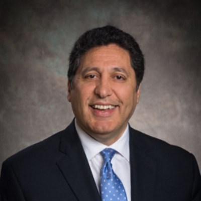 Picture of Saed Mohseni, CEO of Bob Evans Restaurants